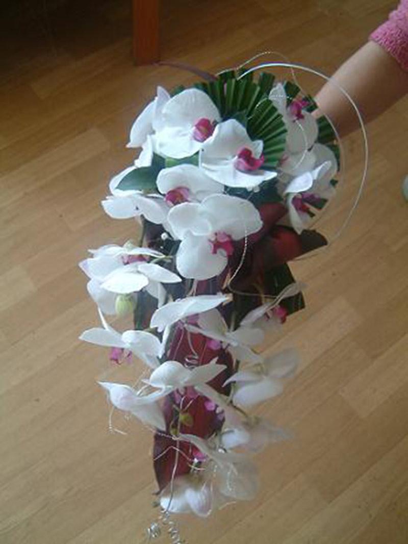 Wedding bouquet gallery amaryllis flower boutique for Bouquet amaryllis